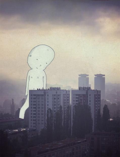 艺术 johan/瑞典艺术家从漫画书中获得启发:当卡通遇上现实