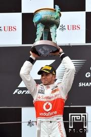 2011 SHANGHAI Formula1